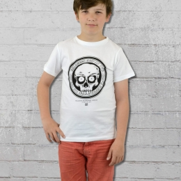 Billabong Kinder T-Shirt Prediction weiss