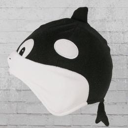 Billabong Kinder Wal Mütze Sea Monster Beanie schwarz
