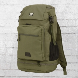 Billabong Laptop Rucksack Alpine Pack grün