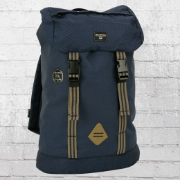 Billabong Laptop Rucksack Track blau