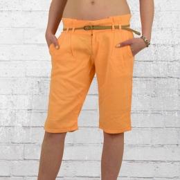 Billabong Leichte Damen Bermuda Short Arlo orange
