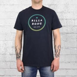 Billabong Männer T-Shirt Breaker blau
