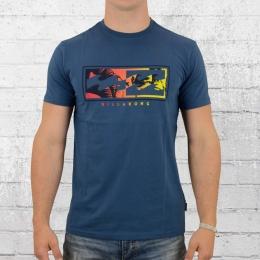 Billabong Männer T-Shirt Inverse Tee H1SS05 blau