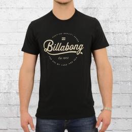 Billabong Männer T-Shirt Outfield schwarz