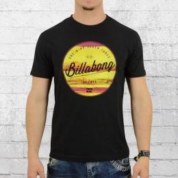 Billabong M�nner T-Shirt Rounder schwarz