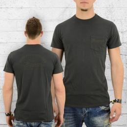 Billabong M�nner T-Shirt Surfplus dunkelgrau