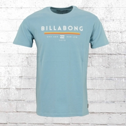 Billabong Männer T-Shirt Unity hell blau L