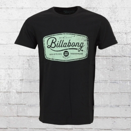Billabong Pits Top T-Shirt Herren schwarz