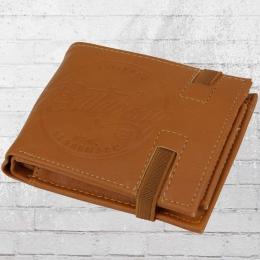 Billabong Portemonnaie Locked Wallet hellbraun