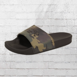 Billabong Schlappen Poolside Corporation camouflage
