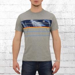 Billabong Spinner Herren T-Shirt grau melange