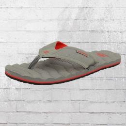 Billabong Spirit Herren Zehentrenner Sandale grau rot