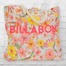 Billabong Strandtasche Frauen Essential Beach Bag weiss bunt
