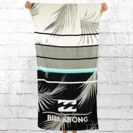Billabong Strandtuch Spinner Towel Large Badetuch schwarz