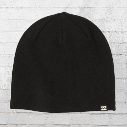 Billabong Strickmütze All Day Beanie schwarz