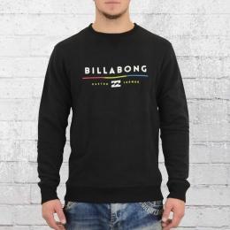Billabong Sweater Männer Tri Unity schwarz