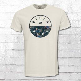 Billabong Männer T-Shirt Bro Rotor weiss XL