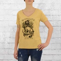 Billabong T-Shirt Frauen Summer Blend gelb meliert