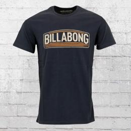 Billabong T-Shirt Herren Atlantico dunkel blau