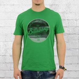 Billabong T-Shirt Herren Rounder gr�n