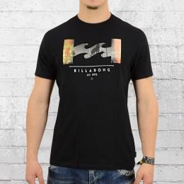 Billabong T-Shirt M�nner Traverse schwarz
