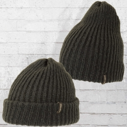 Billabong Wintermütze Mountain Tripe Beanie anthra oliv