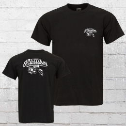 Bordstein Mens T-Shirt 2Takt Klassiker TS150 2 black