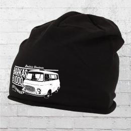 Bordstein Mütze Barkas 1000 Bus schwarz