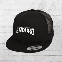 Bordstein Enduro S51 Trucker Cap black