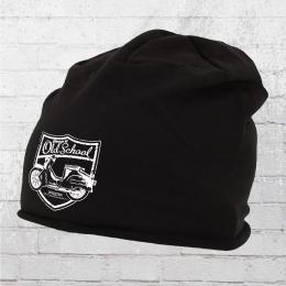 Bordstein Mütze KR50 Beanie schwarz