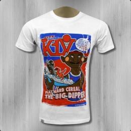 K1X T-Shirt Cereal Tee Männer weiss
