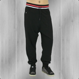 K1X Jogginghose Damen Collared Sweatpant black white