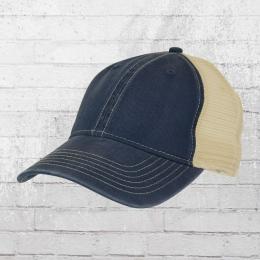 Comfort Colors Tea Dyed Trucker Cap blau