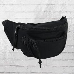 Commando Gürteltasche schwarz Bauchtasche