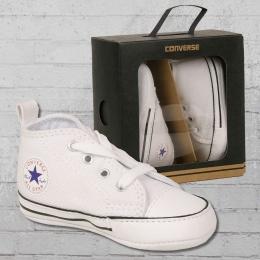 Converse Baby Schuhe First Star Lauflernschuhe weiss