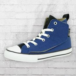 Converse Kinder Chucks Schuhe 651760C Simple Slip Step Hi blau