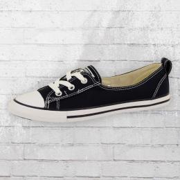 Converse Damen Ballerina CT Ballet Lace 547162 C Schuhe schwarz