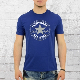 Converse Herren T-Shirt Core CP Tee blau