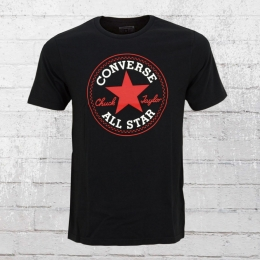 Converse Herren T-Shirt Core CP Tee jet black