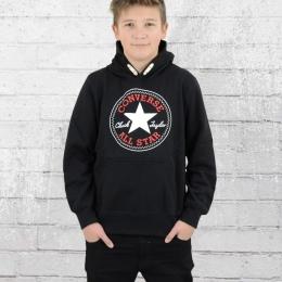Converse Kinder Kapuzensweater Core Hoodie schwarz