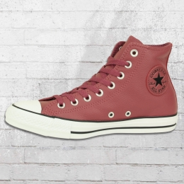 Converse Leder Chucks CT AS HI 157614 C Schuhe creamy weinrot