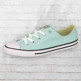 Converse Low Chucks Damen Schuhe CT Dainty OX türkis