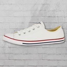 Converse Low Chucks Damen Schuhe CT Dainty OX weiss