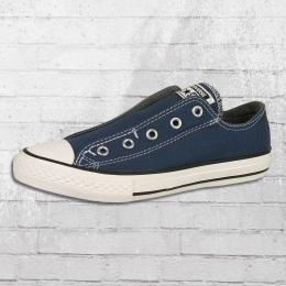 Converse Schuhe Kinder Slipper Chuck Taylor AS Slip blau