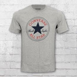 Converse T-Shirt Herren Core CP Tee grau meliert