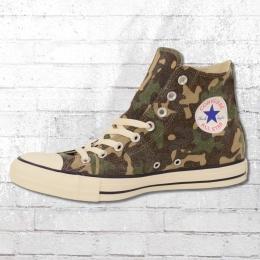 Converse Vintage Chucks CT High 152749 C Unisex Schuhe camouflage