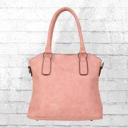 Dariya Damen Hand Tasche rosa