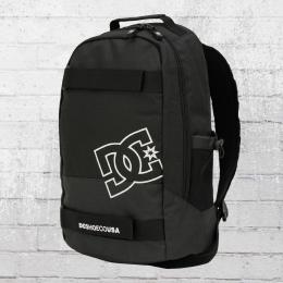 DC Shoes Bordhalter Rucksack Skatepack Grind Backpack schwarz
