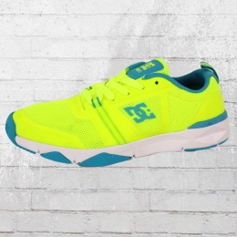 DC Shoes Damen Schuh Flex Lite Trainer neon gelb
