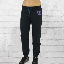 DC Shoes Frauen Jogginghose Legend schwarz
